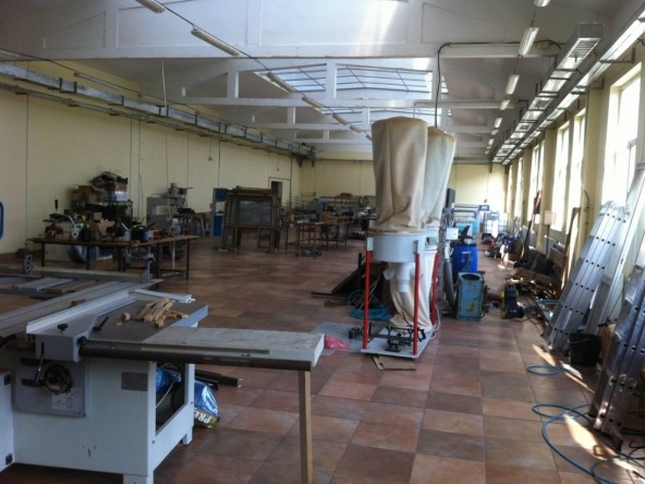 Furniture factory in the village of Mitrovtsi, Bulgaria (10)