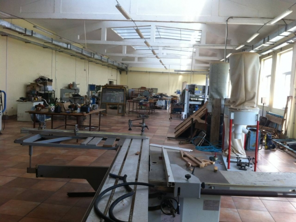 Furniture factory in the village of Mitrovtsi, Bulgaria (7)